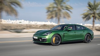 2019 Porsche Panamera Turbo, GTS, Price, And Redesign >> 2019 Porsche Panamera Gts Track And Road Review Autoblog