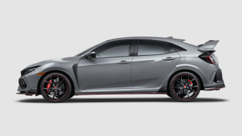 Honda Civic Line Updated For 2019 Type R Gets A New Color Autoblog
