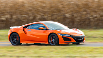 2019 Acura Nsx Review On Track Autoblog