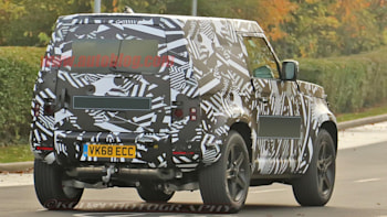 2020 Land Rover Defender Will Probably Be Revealed In 2019 Autoblog