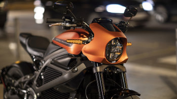 Harley-Davidson LiveWire electric motorcycle price is nearly $30,000