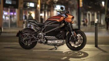 Harley-Davidson LiveWire production version debuts in Europe ... on