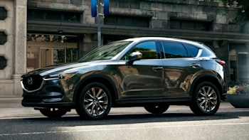 2019 Mazda Cx 5 Fuel Economy Numbers For Turbo Engine Are Out Autoblog