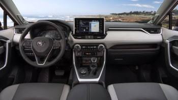 2019 Toyota Rav4 Road Test And Driving Impressions Autoblog