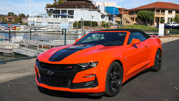 2019 Chevrolet Camaro Review Price Specs Features And Photos