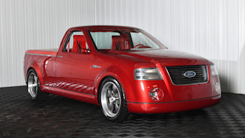 2001 Ford F 150 Lightning Rod Returns To The Auction Block Autoblog