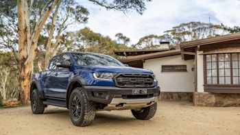Ford Ranger Raptor Second Generation Could Come To U S Autoblog