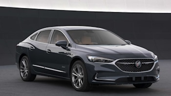 2020 Buick Lacrosse Shown In Leaked Photos From China Autoblog