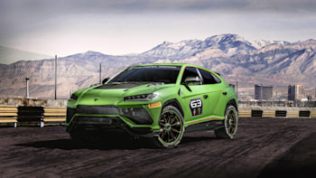 Lamborghini Urus St X To Be Used In One Make Race Series In 2020