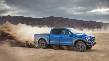 2019 Ford F 150 Raptor Quick Spin Review Autoblog