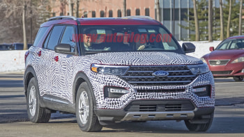 Ford To Debut All New 2020 Explorer Next Month In Detroit Autoblog