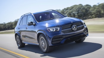 2020 Mercedes Benz Gle Crossover Starting Prices Are Set Autoblog