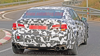 2020 Acura TLX Type S, Redesign, Engine & Pricing >> 2020 Acura Tlx Type S Sedan Spied Testing Autoblog