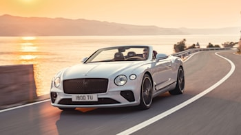 bentley continental gt convertible revealed ahead of l.a. - autoblog