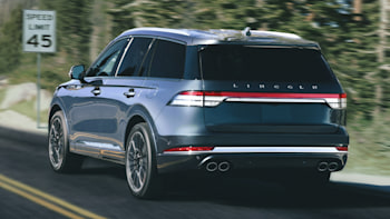 2020 Lincoln Aviator Reviews Price Specs Features And Photos