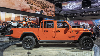 Jeep Gladiator Length 2020 Jeep Gladiator Review Pricing