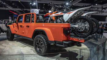 2020 Jeep Gladiator Pictures
