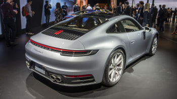 2020 Porsche 911 Carrera S And 4s Debut At 2018 L A Auto Show