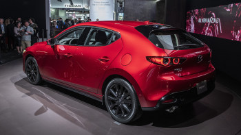 2019 Mazda 3 Hatchback, Redesign, Release Date, & Price >> 2019 Mazda3 Redesign Revealed At L A Auto Show Autoblog