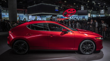 2019 Mazda3 Redesign Revealed At L A Auto Show Autoblog