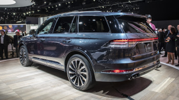 2020 Lincoln Aviator Revealed With 400 Horsepower At L A Auto Show