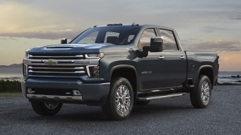 Chevrolet Silverado Hd High Country Gets New Grille Autoblog