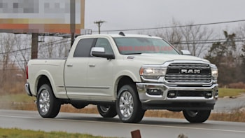 2020 Ram Hd Trucks Revealed In Spy Photos Totally Uncovered Autoblog