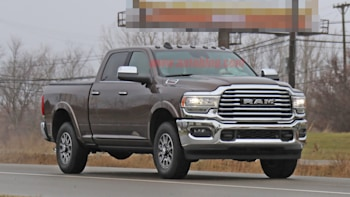 2020 Ram Hd Trucks Revealed In Spy Photos Totally Uncovered
