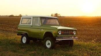 2018 Bronco Price >> New 1966 77 Ford Broncos For Sale Autoblog