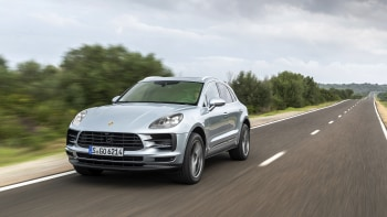 2019 Porsche Macan Road Test Review Autoblog