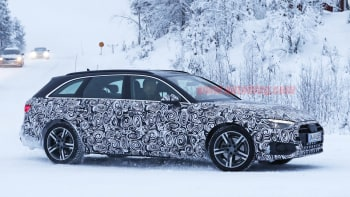2020 Audi A4 Avant Shows Updated Design Autoblog