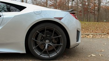Honda To Debut Nsx Type R In Tokyo Later This Year Autoblog