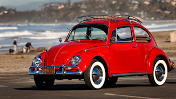 Volkswagen Factory Restored 73 Year Old S 1967 Beetle Autoblog