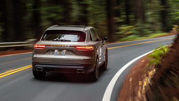 2019 Porsche Cayenne Review of the base trim with 3.0,liter