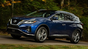 2019 Nissan Murano Drivers' Notes Review | Price, specs