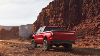 2019 Chevy Silverado 1500 Trail Boss quick spin review