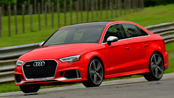 2018 Audi Rs3 Drivers Notes Quick Spin Review Autoblog