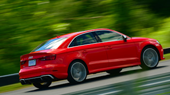 2018 Audi RS3 drivers' notes quick spin review   Autoblog