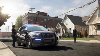 Ford Shows Off The 2020 Police Interceptor Utility Autoblog
