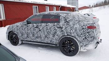 2021 Mercedes-AMG GLS 63 New Spy Photos Available >> 2021 Mercedes Amg Gle 63 Coupe Spied For The First Time Autoblog