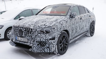 2020 Mercedes-Benz GLE Price, SUV, Coupe >> 2021 Mercedes Amg Gle 63 Coupe Spied For The First Time