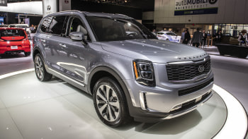 2020 Kia Telluride Reviews Price Specs Features And Photos