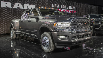2019 Ram Heavy Duty Is Heavy With Features Gets 1 000 Lb Ft Cummins