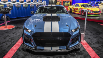 2020 Ford Mustang Shelby GT500 revealed, should be amazing