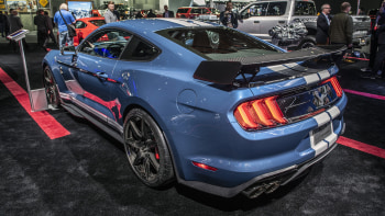 2020 Ford Mustang Shelby Gt500 Revealed Should Be Amazing Autoblog