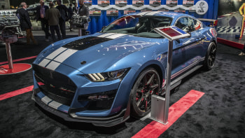 2020 Ford Mustang Shelby GT500 revealed, should be amazing | Autoblog