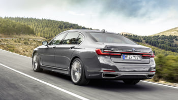 2020 BMW 740i gets price increases, but also more power and