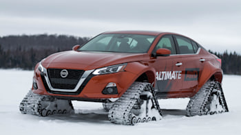 2019 nissan altima gets snow tracks from nissan canada autoblog2019 nissan altima altimate awd