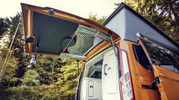 Ford introduces Transit Custom Nugget camper van | Autoblog