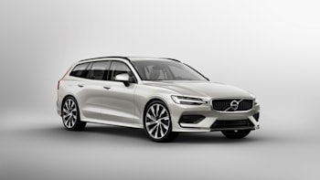 2019 volvo v60 momentum quick spin review and rating - autoblog